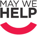 May We Help logo