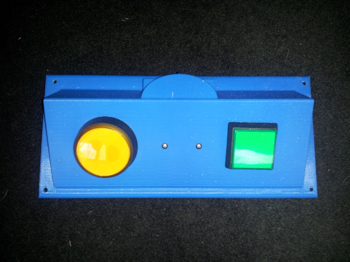 User view for Switch Operated TV Remote